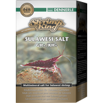 Минеральная соль Dennerle Shrimp King Sulawesi Salt GH+/KH+  DEN 6150