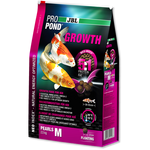 JBL ProPond Growth M - Корм в форме плавающих гранул для активного роста карпов кои среднего размера 2,5 кг (6 л), фото 1