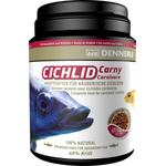 Dennerle Cichlid Carny - Основной корм в форме гранул для плотоядных цихлид, 500 г DEN7519