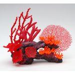 Композиция из кораллов пластиковая в интернет магазине Aquamagaz.ru