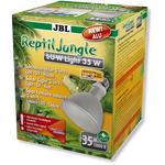 Широкоугольная лампа JBL ReptilJungle L-U-W Light alu 35W, фото 1