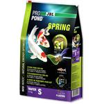 JBL ProPond Spring S - Основной весенний корм в форме плавающих чипсов для карпов кои небольшого размера 8,4 кг (24 л), фото 1