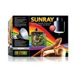 Светильник Sunray с балластом и лампой в комплекте до 50 Вт PT-2320