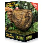 Exo-Terra Canopy Worm Dish