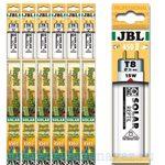 Специальная люминесцентная Т8 лампа для террариумов с рептилиями тропических лесов JBL SOLAR REPTIL JUNGLE, 18 Вт
