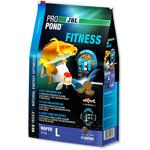 JBL ProPond Fitness L - Корм в форме плавающих чипсов для активных карпов кои большого размера 2,5 кг (6 л), фото 1