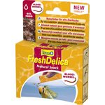 Tetra FreshDelica Bloodworms 80г желе красного червя