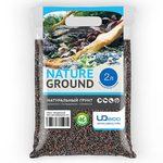 Грунт UDeco River Brown - Коричневый песок 0,6-2,5 мм 2 л, фото 1