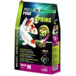 JBL ProPond Spring M - Основной весенний корм в форме плавающих чипсов для карпов кои среднего размера 4,2 кг (12 л), фото 1