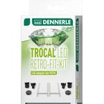 Dennerle Trocal LED Retro Fit Kit - Набор адаптеров для установки LED светильника в светильники T5/T8, фото 1