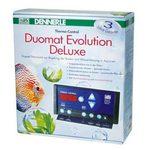 Электронный термостат для регулирования температуры воды и дна аквариума Dennerle DUOMAT Evolution, фото 1