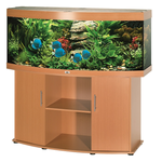 Комплект аквариум с тумбой JUWEL Вижн 450 бук + Тумба для Вижн 450 бук SB 450, фото 1