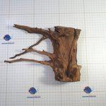 Коряга мангровая Эксклюзивная на присоске для крепления к стеклу, фото 1