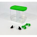 Отсадник TWO CHAMBER (KW)  пластиковый 12,5х8,5х12, фото 1