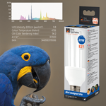 Лампа для попугая BIRD SYSTEMS BIRD COMPACT PRO 2.4%, фото 1