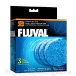 Губка тонкой очистки для фильтров FLUVAL FX5 3 упаковки