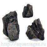 Камни Коук стоун коробка камнями разных размеров и Главным камнем более 20 кг ADA Koke Stone