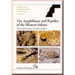 Книга  Амфибии и рептилии Западной Сахары Атлас-определитель