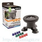 Аэратор AIR LIGHTS New (4диода 3цв.насадки) Aquael