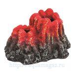 5151В Фон-скала для распылителя Вулкан (красный кратер) Aquael