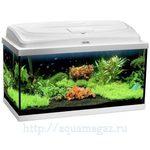 Аквакомплект PAO 60  CLASSIC Фигурный с рамкой - аквариум+крышка+рамка 60х30х30 смAquael