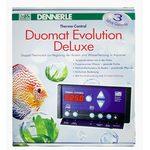 Двойной электронный термостат для регулирования температуры воды и дна аквариума Dennerle DUOMAT Evolution Delux