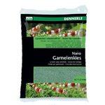 Цветной грунт для мини-аквариумов Dennerle Nano Garnelenkies, цвет  Java green  (зеленый), 2 кг