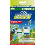 Длительный тест СО2+коррекция рН Dennerle ProfiLine CO2+