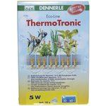 Низковольтный грунтовый термокабель Dennerle ThermoTronic 10 ватт для аквариумов 60-120 литров
