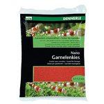 Цветной грунт для мини-аквариумов Dennerle Nano Garnelenkies, цвет  Indian red  (красный), 2 кг