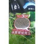 Грунт питательный Aquatic Soil pH 6,8-7,0 3 кг