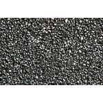 Гравий черный глянцевый 1-2мм 25 кг