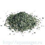 Грунт Кварц натуральный зеленый 3-4мм 5 кг