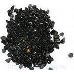 Грунт Кварц натуральный черный 3-4мм 5 кг
