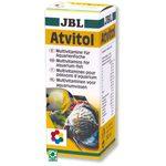 Мультивитаминная смесь с комплексом аминокислот JBL Atvitol, 50 мл