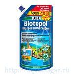 Препарат для подготовки воды с 6-кратным эффектом в экономичной упаковке JBL Biotopol, 625 мл