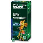 Азотно-фосфорно-калийное удобрение для растений JBL ProScape NPK Macroelements, 250 мл