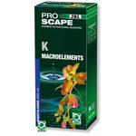 Калийное удобрение для аквариумных растений JBL ProScape K Macroelements, 250 мл