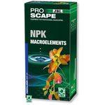 Азотно-фосфорно-калийное удобрение для растений JBL ProScape NPK Macroelements, 500 мл
