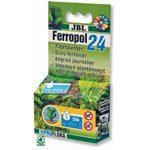 Ежедневное комплексное удобрение для аквариумных растений JBL Ferropol 24, 50 мл
