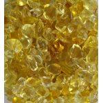 Грунт стеклянный желтый 1кг 4-7мм, фото 1