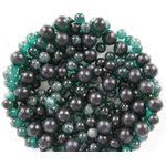 Грунт стеклянный зеленый 1кг 3-6мм, фото 1