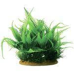 Растение пластиковое PRIME Папортник 15см, фото 1