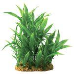 Растение пластиковое PRIME Гигрофила зеленая 15см, фото 1