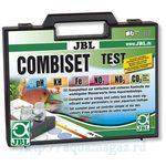 Набор из 5 тестов для измерения наиболее важных показателей воды в растительных аквариумах JBL Test Combi Set Plus Fe