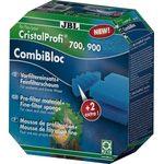 Комплект губок для предварительной, средней и тонкой механической очистки для фильтров CristalProfi е700/е900 JBL CombiBloc CP e