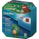 Фильтрующий материал для удаления нитратов, нитритов и фосфатов для фильтров CristalProfi е JBL ClearMec plus Pad CP e1500