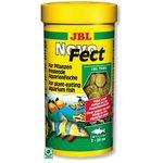 Корм в форме таблеток для растительноядных рыб JBL NovoFect, 250 мл 400 шт.