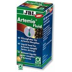 Жидкий корм для науплий артемии JBL ArtemioFluid, 50 мл
