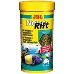 Корм для растительноядных восточноафриканских цихлид в форме  палочек  JBL NovoRift, 1000 мл 500 г